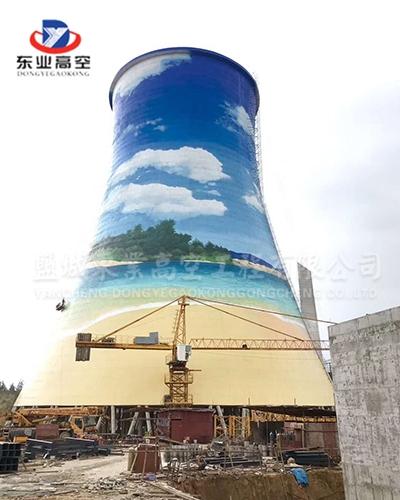 北京冷却塔防腐美化