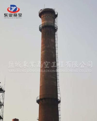 北京烟囱拆除