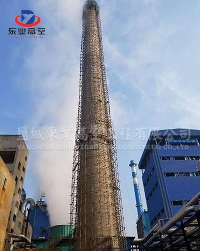 北京烟囱塔架拆除