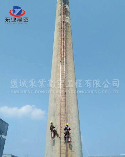 北京烟囱爬梯制作安装