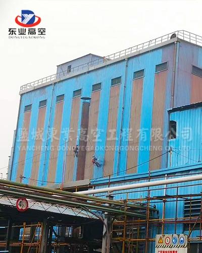 北京厂房彩钢瓦防腐